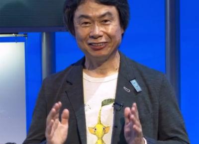"""宮本氏 「任天堂の次世代機は""""携帯機でありながら据置機にもなります""""。今はそれ以上言えません」"""