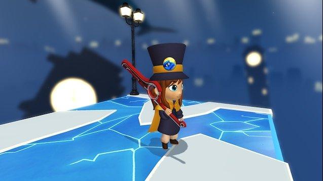 キュートな3Dアクション「A Hat in Time」 Switch版が発売開始!