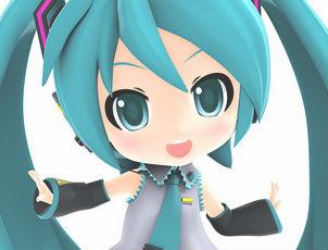 3DS「初音ミク Project mirai でらっくす」発売決定! インターナショナル版「Remix」の国内版! TGSでの試遊出展もあり