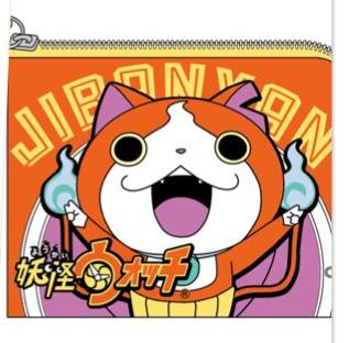 (妖怪ウォッチ) 新グッズ登場!パスケースやメガネケースなど3種追加!!