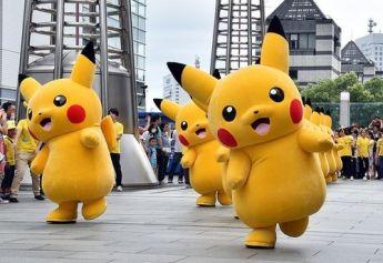 【香港】ピカチュウの名称変更でファンがブチ切れ!抗議デモに発展wwwwww