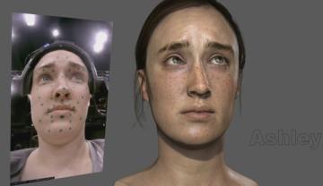 神ゲー「ラストオブアス2」開発途中の貴重なモーションキャプチャー映像が公開!