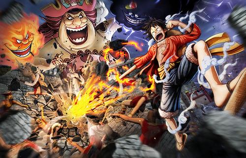 Switch/PS4「ワンピース海賊無双4」、イメージビジュアルとコンセプトCGムービーが公開!2020年発売