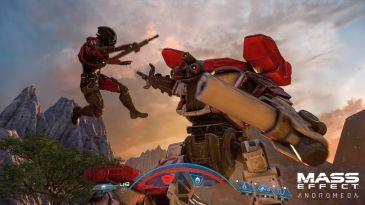 「Mass Effect: Andromeda」 高解像度の4K最新プレイトレーラーが公開!