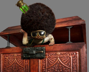 3DS「モンスターハンター4G」 アフロのカリスマ美容師ネコがマイルームにいるんだけどどんな意味があるの?