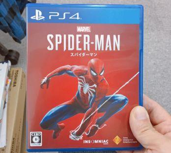 スパイダーマン、初週12.5万本wwwwww