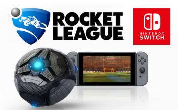 【朗報】Switch版「ロケットリーグ」が11月14日0時より配信開始!日本は世界先行配信!!