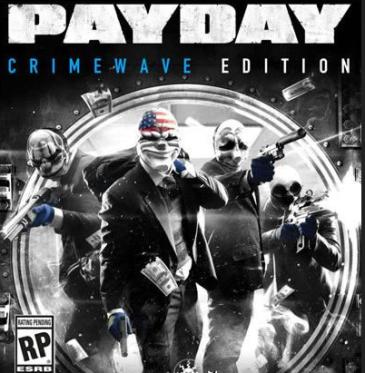 銀行強盗FPS「ペイデイ2」の発売日は4/21に決定?Best Buyが予約販売を開始、ボックスアートもリーク!!