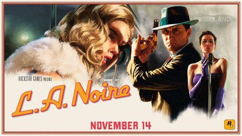「L.A.ノワール」 発売日が12/7に決定!最新機種版 詳細・特徴が公開!