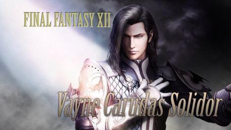 PS4「ディシディアファイナルファンタジーNT」』FF12から『ヴェイン』参戦!バトルムービー公開!!