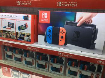 Switch買えた報告が羨ましくて仕方ない