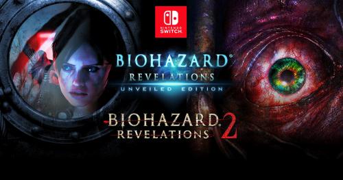 Nintendo Switchで「バイオハザード」3作品が発売されたわけだが