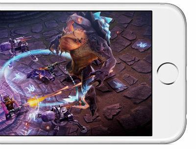 """アップル最新端末「iPhone 6」「iPhone 6 Plus」発表! 新テクノロジー『Metal』がゲームを""""次のレベル""""へ"""