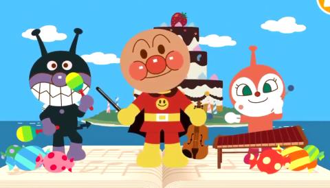 【朗報】アンパンマンの音ゲーがリリースされ一気にスマホ音ゲー界の天下を取るwww