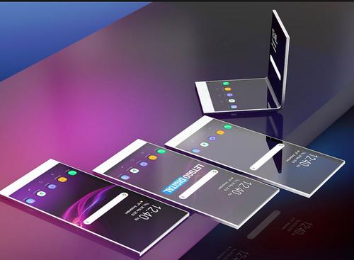 【噂】ソニーが折りたたむことが出来るスマートフォン『Xperia F』を2020年に発売か? サムスン製有機EL使用
