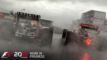 PS4/XB1「F1 2015」 シリーズ最新作 迫力のレースシーンを収録したプレイ映像が公開!!