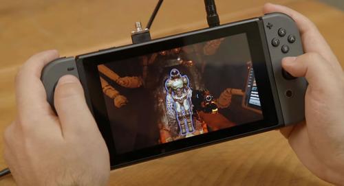 【朗報】Switch版「DOOM」、PS4版よりもロードが早いことが判明!ただし解像度やfpsはさすがに厳しい模様