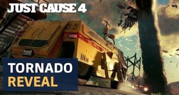 オープンワールドアクション「ジャストコーズ4(Just Cause 4)」Gamescom2018 最新プレイ映像が公開!
