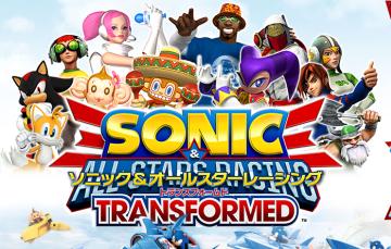 「ソニック&オールスターレーシング トランスフォームド」 レースに関わるキャラクター情報やコース情報が公式サイトにて追加!