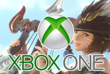 XboxOne版 「FF14 新生エオルゼア」 くるっ!?「闘会議」 スクエニ吉田氏の手に箱1コントローラー