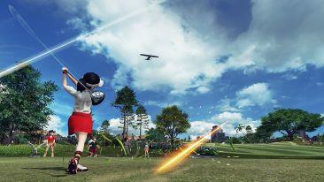 PS4「NewみんなのGOLF」 完全ガイドトレーラーが公開、今月発売!