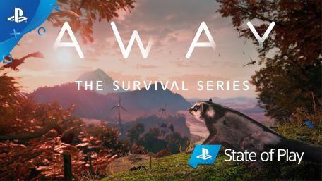モモンガアクション「AWAY: The Survival Series」新トレイラーが解禁!美麗かつ厳しい大自然を生き抜く動物サバイバル、何これ面白そう