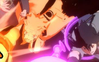 「ナルティメットストームレボリューション」 バトルシステム判明! ド派手な演出で大ダメージ!!