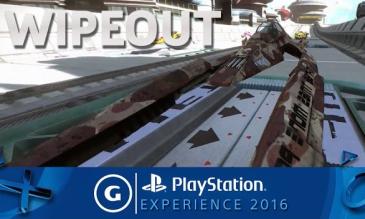 【真のF-ZERO】PS4「ワイプアウト オメガコレクション」 最新プレイ映像が公開!