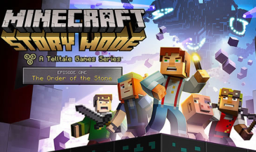 「Minecraft: Story Mode」 物語になったマインクラフト、エピソード1新トレーラーが公開!