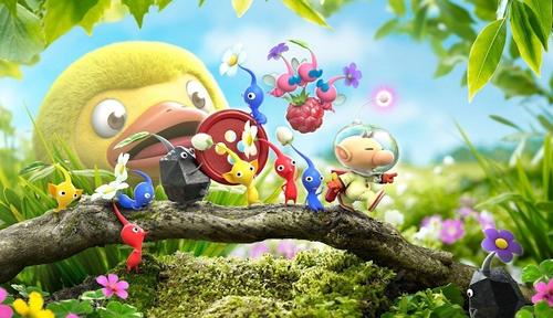 【朗報】3DS「Hey!ピクミン」の公式サイトが正式オープン! あれ?けっこう面白そう・・・