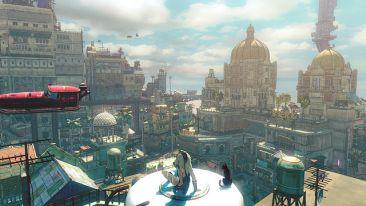 PS4「グラビティデイズ2」高画質版スクリーンショットが多数到着!「クオリティ高すぎて心配になるレベル」