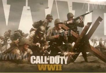 【速報】CODの次回作は『コールオブデューティ WW2』 舞台は第二次世界大戦に!!!