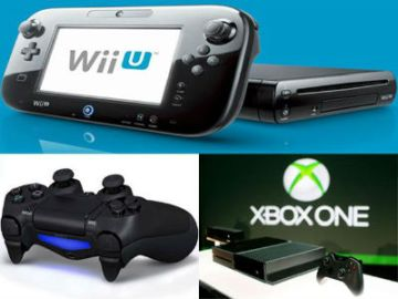 年末集計・WiiUが発売2年めで800万台を突破、1000万台突破目前! 一方XboxOneは発売1年で1000万台突破、PS4は1500万台・・・
