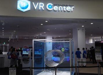 【管理人日記】VRを体験!越谷イオンレイクタウン「VR Center」に行ってきました ( ´・ω・)y─┛~~~oΟ◯