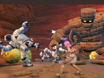 「ドラゴンクエストヒーローズ2」 開発者も登場、Vジャンプインタビュー映像が公開