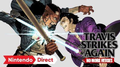 須田剛一氏、「ノーモアヒーローズ」 『1』と『2』のSwitch移植について 「マーベラスさんと実現できるように話はしてます」