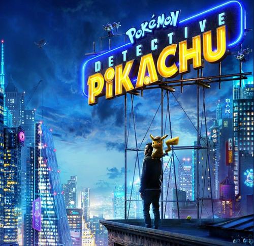 【朗報】映画「名探偵ピカチュウ」、エンドゲームを下して全米1位に!