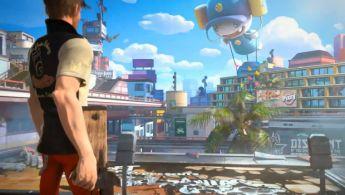 「ラチェ&クラ」などPS専属の開発会社新作ゲーム「サンセットオーバードライブ」PVが公開、評判に!→「でも今回はXboxOne独占なんだ」 海外ゲーマーの間で小競り合いにwww