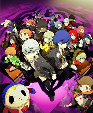 「ペルソナQ シャドウ オブ ザ ラビリンス」 3DS LL同梱版オリジナルデザインのビジュアルが公開!このデザインはイイッ!!