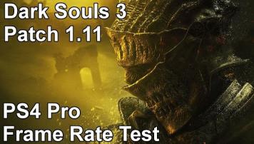 「ダークソウル3」 本日3/24配信のアプデVer1.11 PS4 Proモードパフォーマンス解析映像 & DLC第2弾トレイラー完全版が公開!