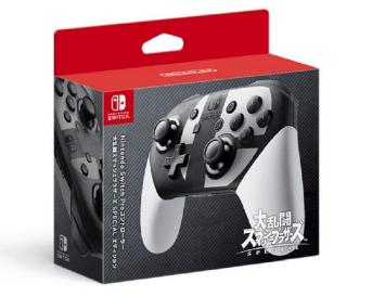 【雑談まとめ】Nintendo Switch発売カレンダー スマブラSP仕様のプロコン予約開始など
