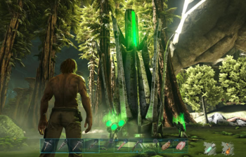 "「ARK: Survival Evolved」第2弾DLC""ARK: Aberration""本日配信開始、最新トレーラー公開!"