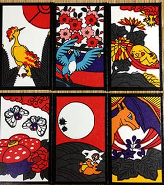 大好評「ポケモン花札」 絵柄使用の湯呑みや扇子など関連グッズが大量12/4販売!!