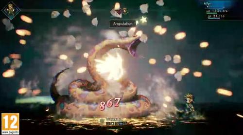 【朗報】Steam版の「オクトパストラベラー」が今日も高評価まみれ 低評価レビューが激減する