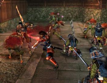 剣で戦うアクションゲームってなんかある?