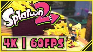 「スプラトゥーン2」 最新プレイ動画が公開!インクの質感など試射会から変化も