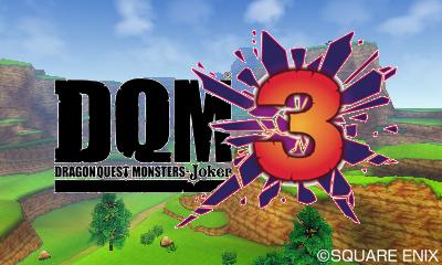 """3DS「ドラゴンクエストモンスターズ ジョーカー3」 最新スクリーンショット一挙公開!500体以上の全モンスターにライド可能、主人公は""""過去を失った""""少年!!"""