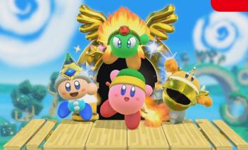【速報】「星のカービィ for Nintendo Switch」 2018年発売決定!デモムービー公開!!