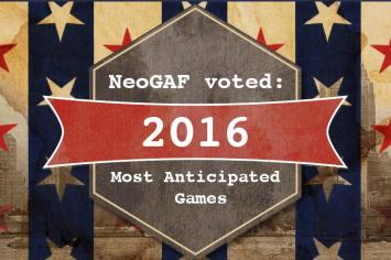 neogaf民が最も期待する2016年のゲーム、ランキング発表