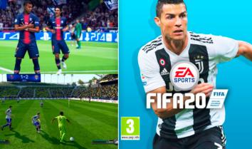【悲報】大人気サッカーゲームの「FIFA20」、終わる